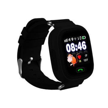 Изображение Детские часы с GPS SMART BABY WATCH 100 (Q90) Черные