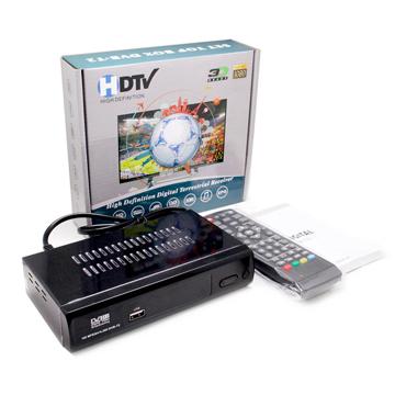 Изображение Телевизионный Цифровой Приемник Ресивер Тюнер SET TOP BOX DVB-Т2