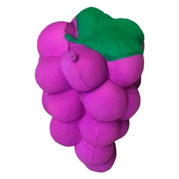 Изображение Мягкая игрушка антистресс Сквиши Squishy гроздь винограда с запахом №25