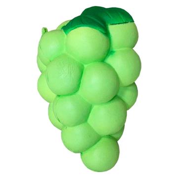 Изображение Мягкая игрушка антистресс Сквиши Squishy гроздь винограда с запахом №26