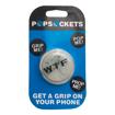 """Изображение Попсокет PopSocket 3D """"WTF"""" №8 - Держатель для телефона Поп Сокет в блистере с липучкой 3М"""