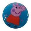 """Изображение Попсокет PopSocket 3D """"Свинка Пеппа"""" №9 - Держатель для телефона Поп Сокет в блистере с липучкой 3М"""