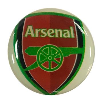 """Изображение Попсокет PopSocket 3D """"Arsenal"""" №10 - Держатель для телефона Поп Сокет в блистере с липучкой 3М"""