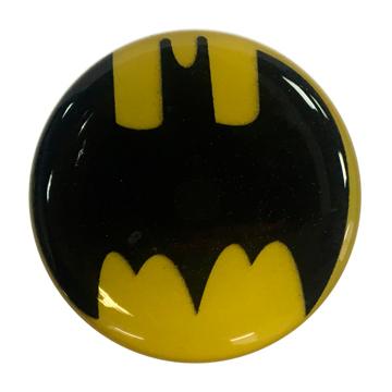 """Изображение Попсокет PopSocket 3D """"Бэтмен"""" №11 - Держатель для телефона Поп Сокет в блистере с липучкой 3М"""