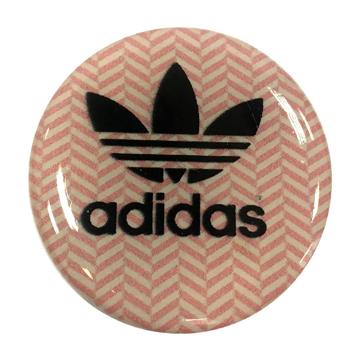 """Изображение Попсокет PopSocket 3D """"Adidas"""" №13 - Держатель для телефона Поп Сокет в блистере с липучкой 3М"""