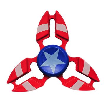 Изображение Спиннер Spinner Капитан Америка стальной №44