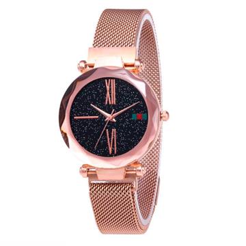 Изображение Женские часы Starry Sky Watch на магнитной застёжке Золотые