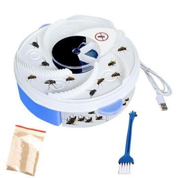 Изображение Ловушка для насекомых USB Electric Fly Trap MOSQUITOES №D06-3